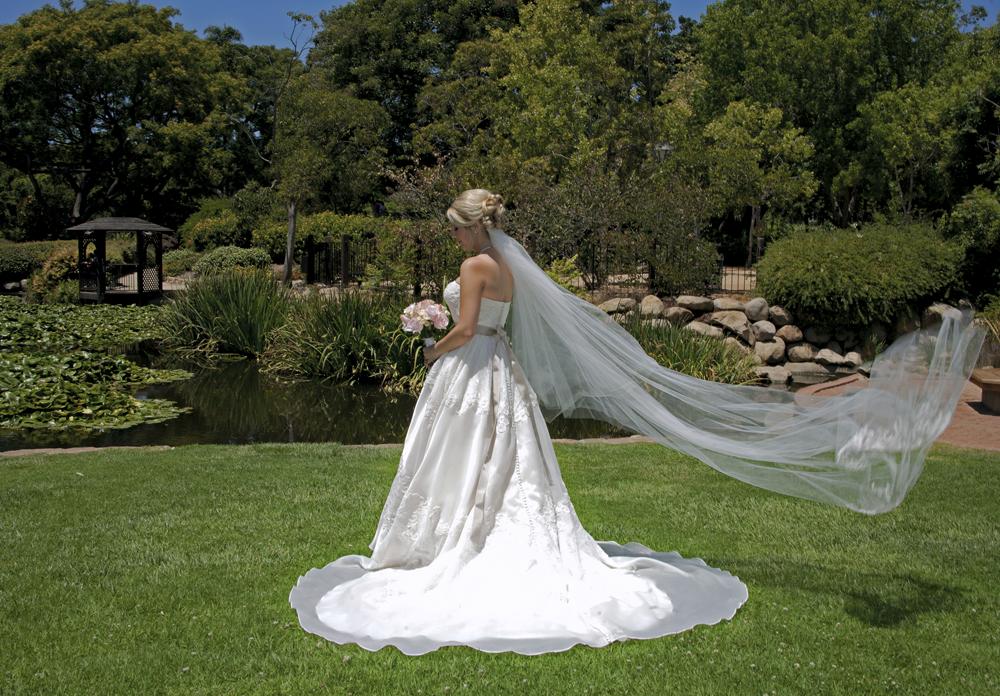 Santa Barbara Alice Keck Wedding